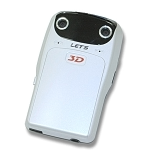 3Dsunday Pocket HD Camera