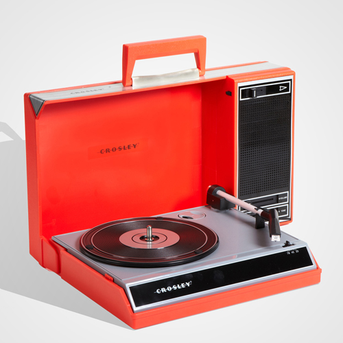 Crosley Spinnerette USBレコードプレイヤー