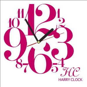 harry clock numbers