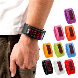 SHHORS LED WATCH